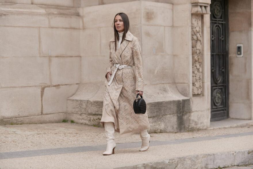 Winter Beige and 5 Ways to Wear It